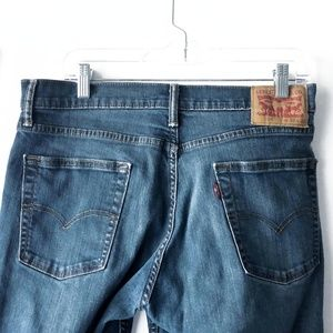 Levi's 514 Red Tab Denim Jeans 32x32